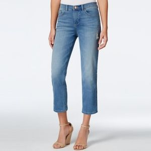 Lee Cameron Cropped Jeans
